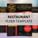 Burgaroo - Restaurant Flyer Template