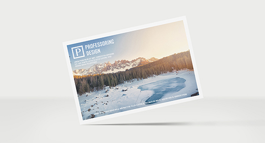 Postcard Mock-Ups