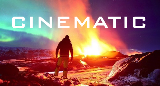Cinematic music for your projects