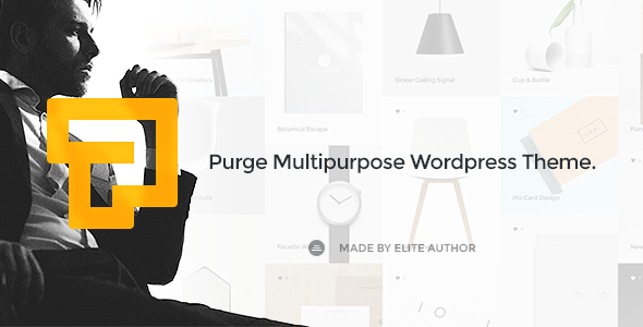 Purge - Multipurpose Responsive WordPress Theme