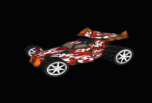 Car 4 - 3DOcean Item for Sale