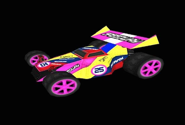 Car 7 - 3DOcean Item for Sale