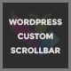 Wordpress Custom Scrollbar