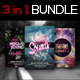 3 in 1 Sounds Flyer Bundle Vol. 1