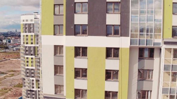 Download Flight Upward Near Residential Multistory Quarters nulled download
