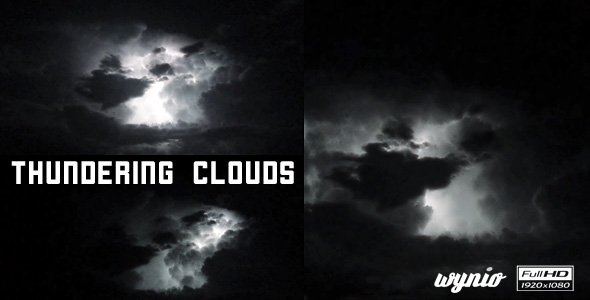 Download Thundering Clouds nulled download