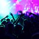 Crowd Hands Up In Concert