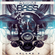 Massive Bass CD/DVD Template