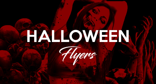 Recommended Halloween Flyers
