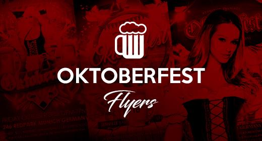 Recommended Oktoberfest Flyers