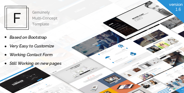 Fajar | The Multi-Purpose HTML5 Template