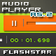 Audio Player Component AS2 - ActiveDen Item for Sale