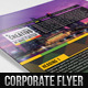 Unique Corporate Flyer - GraphicRiver Item for Sale