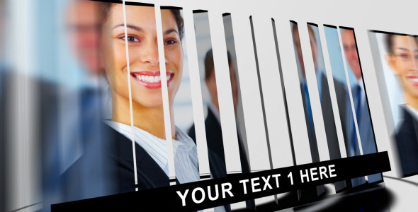 VideoHive After Effects Project - Corporate Black Circle 629886