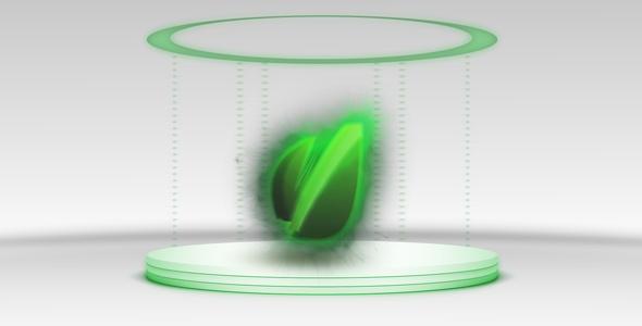 VideoHive Futuristic Logo Product Reveal 1786261