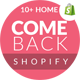 Comeback - Advanced Shopify Theme Option | Drag and Drop Page Builders