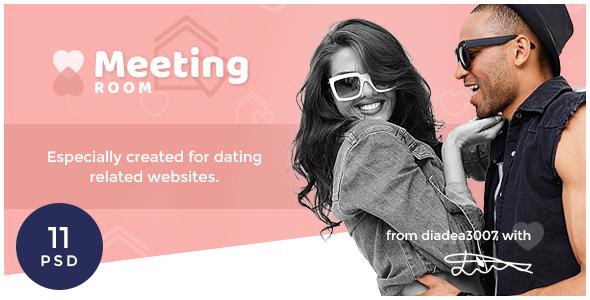 Themeforest dating website