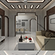 Realistic Living Room 192