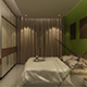 Realistic Bedroom 193