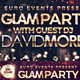 Glam Party & Club Event Facebook Cover Photo
