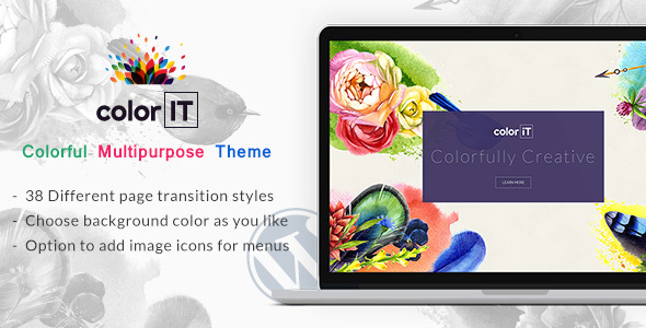 Download Color IT - Colorful Multipurpose Theme nulled download