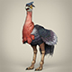 Game Ready Fantasy Ostrich