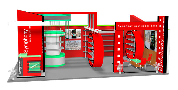 3DOcean Stall 18035495