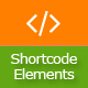 Tiva Shortcode Elements