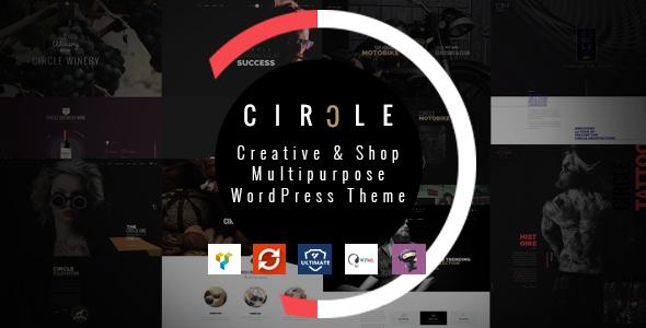 Download CIRCLE - Creative & Shop Multipurpose WordPress Theme nulled download