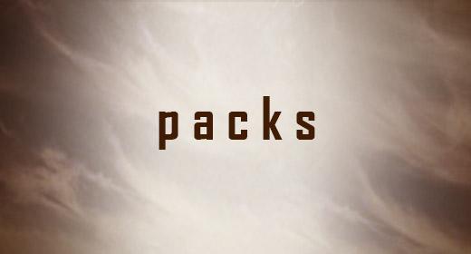 packs logos
