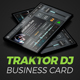 Download Mobile Digital DJ Business Card from GraphicRiver