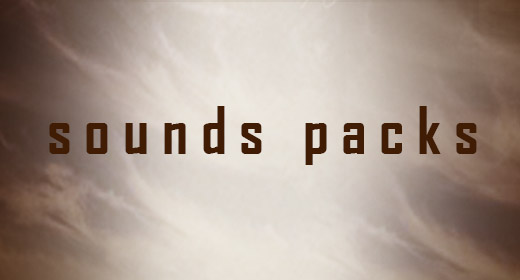 sounds packs