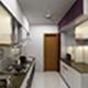 Realistic Modular Kitchen 203