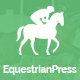 EquestrianPress | Equestrian & Horse Riding Training HTML Template