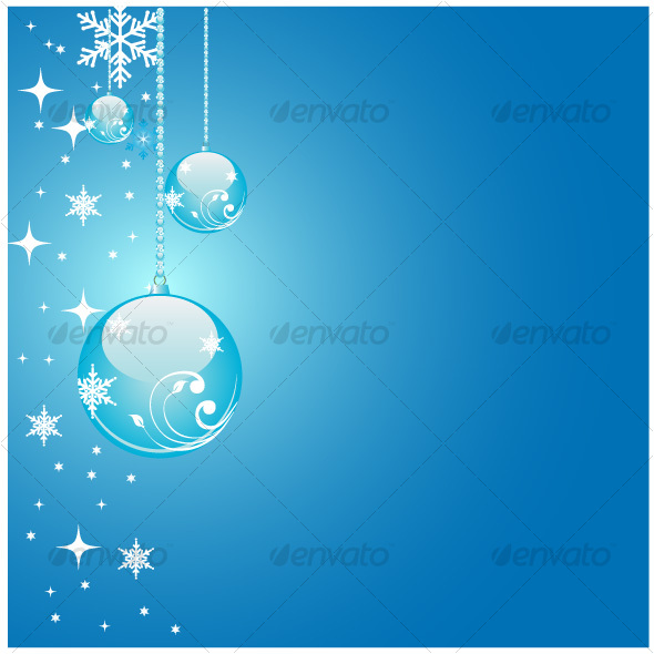 Vectors : Christmas background GraphicRiver 69567 - Conceptual Seasons ...