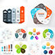 5 Steps Infographics. Vol.2