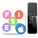 Fives TV | tvOS AppleTV Word Game Template (Swift)