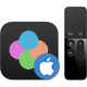 Four Dots TV | tvOS AppleTV Board Game Template (Swift)