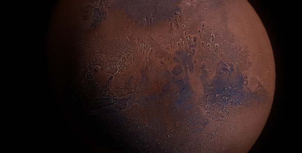 Mars 21k - 3DOcean Item for Sale