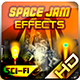 Space Jam Space Shooter Effects