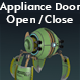 Appliance Door Open Close