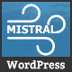 Mistral - Modern & Easy to Use Business Multipurpose Theme