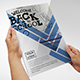 AR Corporate Bi-fold Brochure