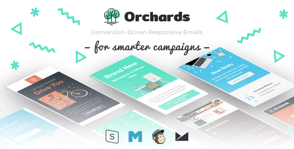 Orchards - Conversion-Driven Responsive Emails