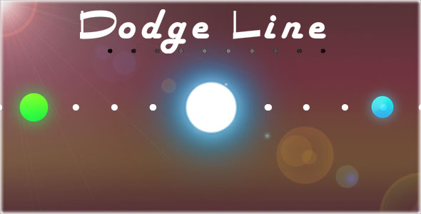Dodge Line - Android Game Template - CodeCanyon Item for Sale