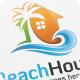Beach House - Logo Template