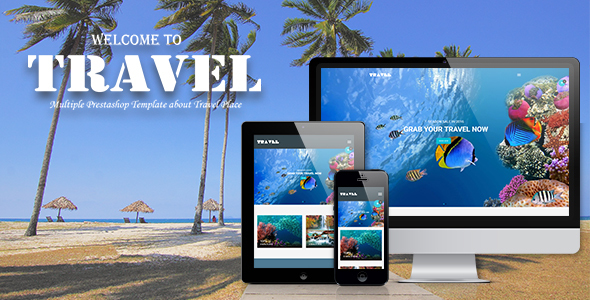 Leo Travel Responsive Prestashop Theme