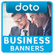 Business HTML5 Banners - GWD - 7 Sizes (Elite-CC-110)