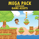 Platformer Adventure Mega Packs