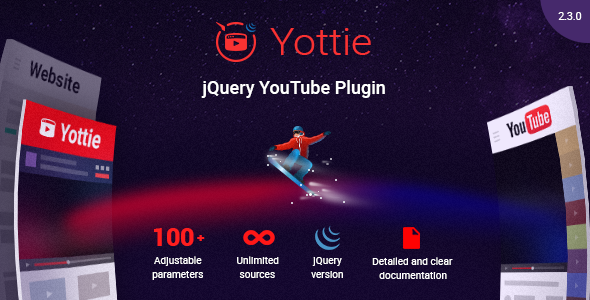 YouTube Gallery - jQuery Plugin for YouTube